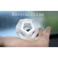 Crystal Clear (High Impact) ABS 1.75mm Plastic Filament 500g