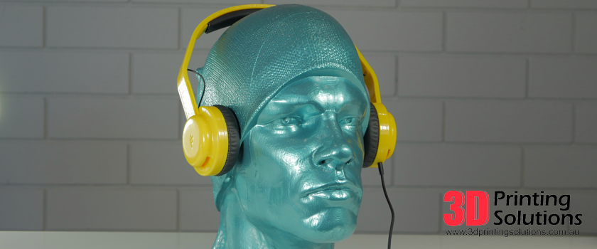 FEATURED 3D PRINT: PRINT+ DIY HEADPHONES