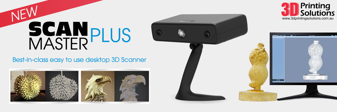New Scanmaster 3D Scanner