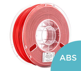 PolyLite ABS Red Filament