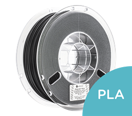 PolyLite PLA Black Spool