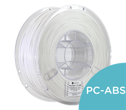 Polymaker PC-ABS White Filament