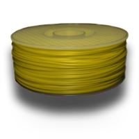 Mellow Yellow ABS 1.75mm Plastic Filament 1Kg Spool