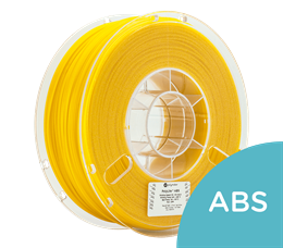 PolyLite ABS Yellow Filament