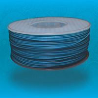 Glow Pacific Blue ABS 1.75mm Plastic Filament 500g