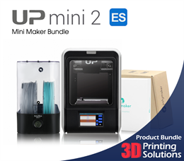 UP Mini 2 ES 3D Printer Kit