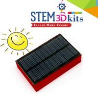 STEM Solar Battery Charget Kit