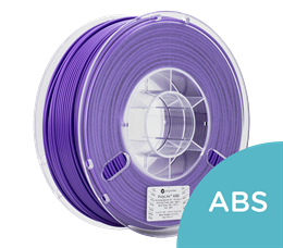 PolyLite ABS Purple Filament