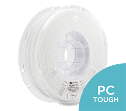 PolyMax PC White Filament
