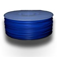 Royal Blue ABS 1.75mm Plastic Filament 500g Spool