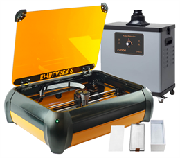Embaser 2 Laser Cutter Bundle