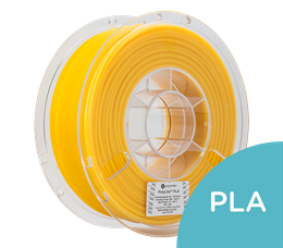 PolyLite PLA Yellow Filament