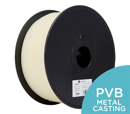 PolyCast 3kg Natural 1.75mm
