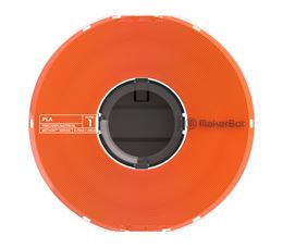 MakerBot PLA Orange