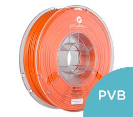 PolySmooth Orange Filament