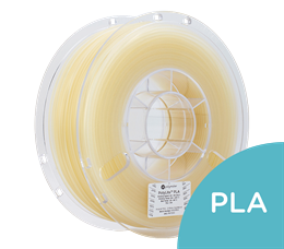 PolyLite PLA Natural Filament