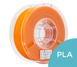 PolyLite PLA Orange Filament
