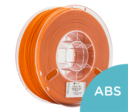 PolyLite ABS Orange Filament