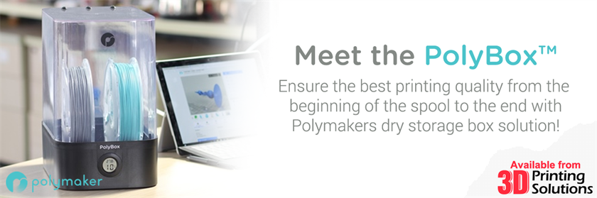 Introducing the Polymaker PolyBox