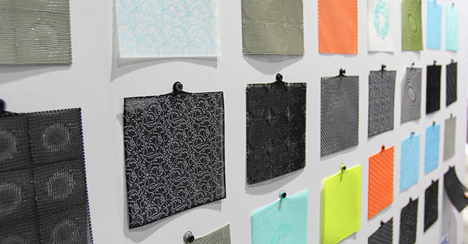 Polymaker and Covestro jointly release 3D printed fabric