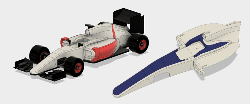 Featured 3D Print: OpenRC F1 Project | Latest 3D Printer
