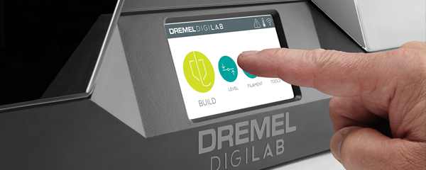 Dremel 3D45 Touch Screen