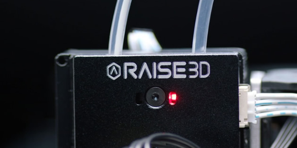 Raise3D Pro2 Filament Detection