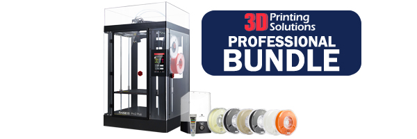 Raise3D Pro2 Plus Professional Bundle