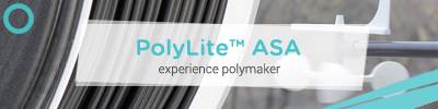 Polymaker PolyLite ASA 3D Printing Filament