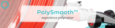Polymaker PolySmooth 3D Printing Filament