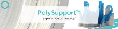 Polymaker PolySupport 3D Printing Filament