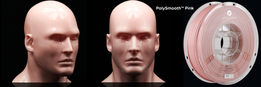 Polymaker PolySmooth Pink