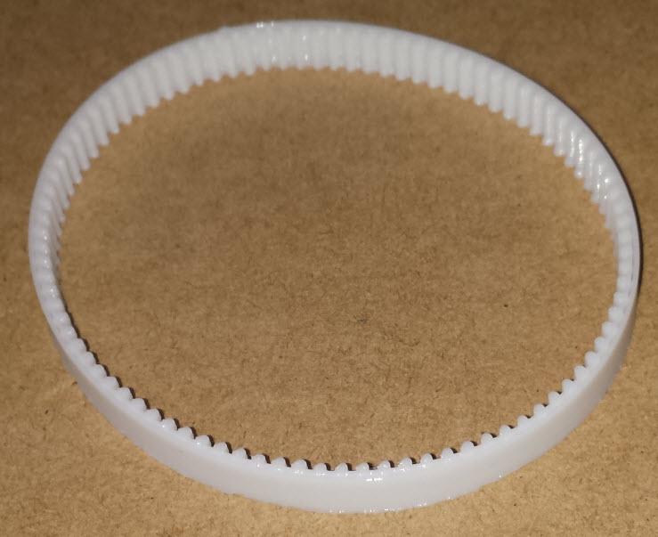 PolyFlex Flexible and Elastic 3D Printer Filament (Click for full