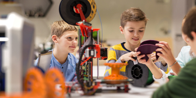 Education 3D Printing